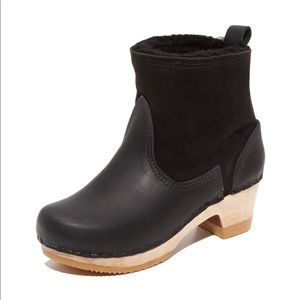 No. 6 Shearling Pull on boots